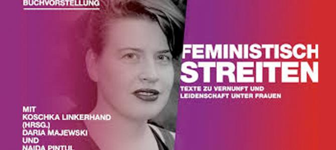 Feministisch Streiten, eine Buchvorstellung
